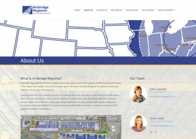Ambridge-Regional-About-Page