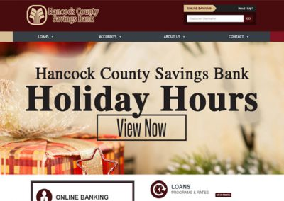 Hancock County Savings Bank