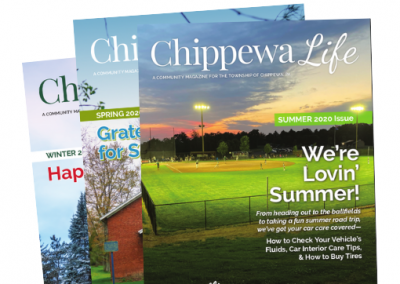 Chippewa Life Magazine